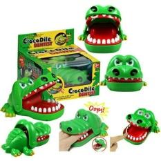 Mainan Gigi Buaya / Mainan Gigit Buaya / Crocodile Dentist Game