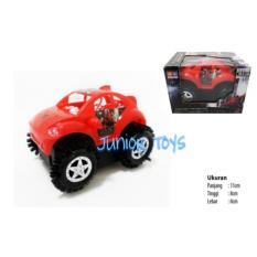 Mainan Mobil Tumbling Spiderman