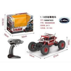 Mainan RC Rock Crawler 4WD ROCK LEADER.