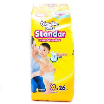 New Update Of Baby Happy Body Fit Pants Popok Anak Dan Bayi Size Source · MamyPoko