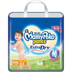 Mamypoko Popok Pants Extra Dry - XXL 22