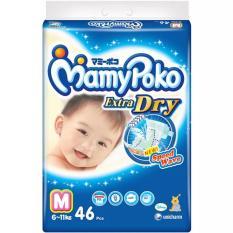 Mamypoko Popok Tape Extra Dry M 46