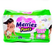 Merries Good Skin Pants S - 26