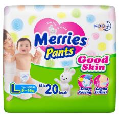 Merries Pants Good Skin L-20