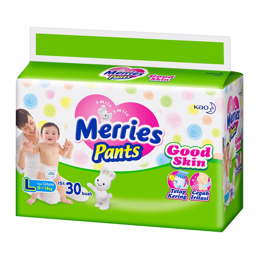 Merries Pants Good Skin L 30 - Isi4