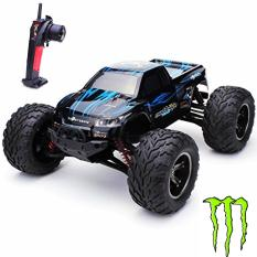 Monster Truck Bigfoot Brushed RC Remote Control 2WD 2.4GHz - 9115 Mobil RC