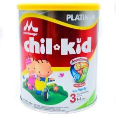 Morinaga Chil Kid Platinum Vanila 400Gr