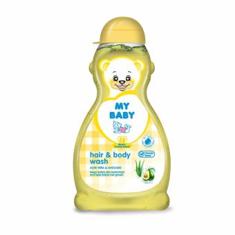 My Baby Hair & Body Wash [200 mL]