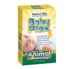 Nature's Plus Baby Plex Animal Parade (90)