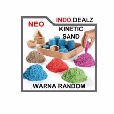 Neo Kinetic Sand In Moton Pasir Ajaib Mainan Edukatif