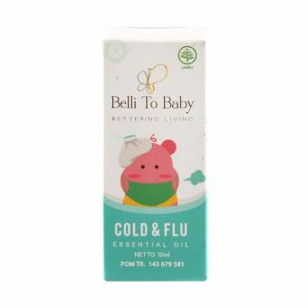 NTR Belli To Baby Cold and Flu Essential Oil