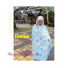 Nursing Cover Celemek Menyusui Jumbo Size Exclusive By Menidesign