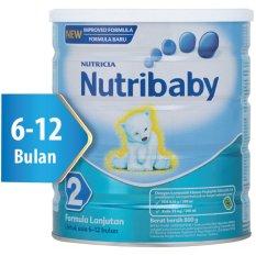Nutribaby 2 Susu Bayi - 800gr