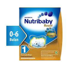 Nutrilon - Nutribaby Royal 1 Plain 400 gr