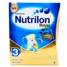 Nutrilon Royal 3 Vanila 400 Gram