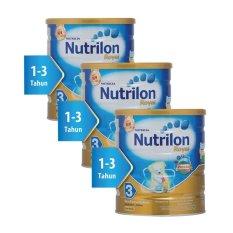 Nutrilon Royal Pronutra 3 Susu Pertumbuhan - Madu - 800gr Bundle 3 kaleng