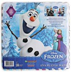Onlan Paket Disney Frozen PUZZLE Alas Lantai Anak - Isi 2