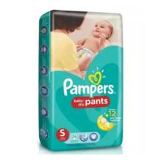 Pampers Baby Dry Pants - S36