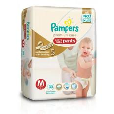 Pampers Premium Care Pants L42, XL36