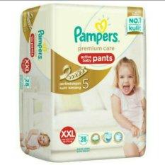 Pampers Premium Care XXL 28