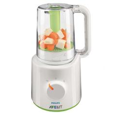 Philips Avent Combined Steamer and Blender SCF870/20 Putih