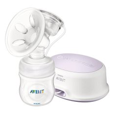 Philips Avent SCF332/01 Natural PP Electric Breastpump - 125 ml -  Single