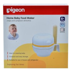 Pigeon Home Baby Food Maker - Paket Pembuat MPASI
