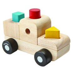 Plan Toys Sorting Puzzle Truck - PT5433