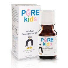 Pure Baby Inhalant Decongestant Oil 10ml