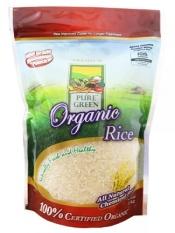 Pure Green Organic Rice Pandan Wangi - 1 kg