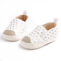 Putih Balita Panas Pada Bayi Baru Lahir Satu-Satunya Sepatu Lembut Dan Slip Pada Bayi