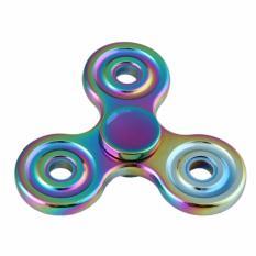 Rainbow Focus Fidget Spinner - Multi-Color