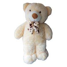 Raja Boneka Boneka Beruang Teddy Bear Jumbo Cream