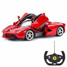 Rastar RC Mobil LaFerrari Skala 1/14 - Merah