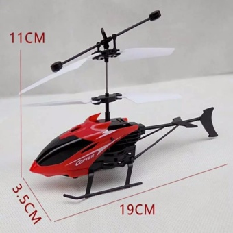 RC HELICOPTER SENSOR INFRA RED MAINAN HELICOPTER