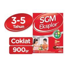 SGM Eksplor Presinutri 3+ Susu Pertumbuhan - Cokelat - 900gr
