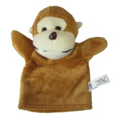 Spicegift - Boneka Tangan Monyet