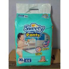 Sweety Silver Pants Popok Bayi dan Anak Unisex Diapers Tipe Celana