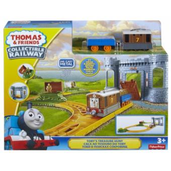 Thomas & Friends(TM) Toby's Hidden Treasure Castle