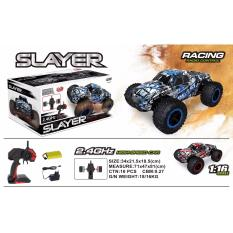TM R/C Slayer Rock Crawler Offroad Car 2.4 Ghz Skala 1:16 - Biru