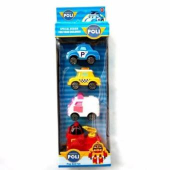 Robocar Poli Bucky and Mark Source · Mao Robocar Poli Isi 8 Pcs Price Project Online