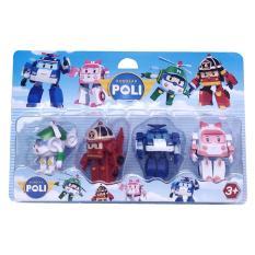 Tomindo Robocar Poli Figure isi 4 (mika)