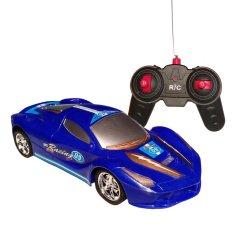 Toylogy Mainan Radio Control Mobil Balap / Remote Control RC Model Car Racing Sport 1:24 2405A