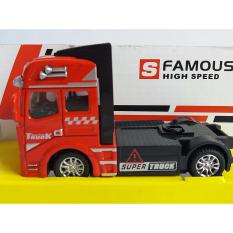 Toys - Mainan Anak Super Truck King Famous