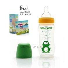 Tupperware Cutie Twee Frog Botol Minum Bayi Dot 270ml