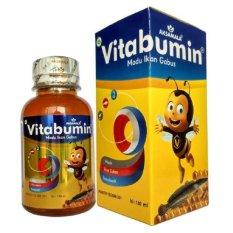 Vitabumin - Madu Al Bumin Untuk Anak Cerdas Kuat dan Sehat