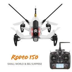 Walkera Rodeo 150 F150 F3 5.8G FPV 600TVL Camera DEVO-7 3D Roll 40CH Micro Drone