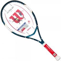 Wilson Raket Tenis Ultra XP 110 s Unstrung Grip 2 Blue/White