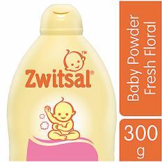 Zwitsal Baby Powder Classic Fresh Floral - 300gr