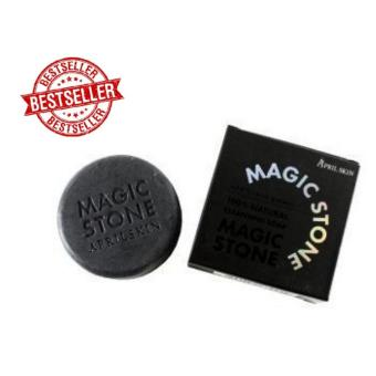 (100 GR) APRIL SKIN MAGIC STONE - BLACK